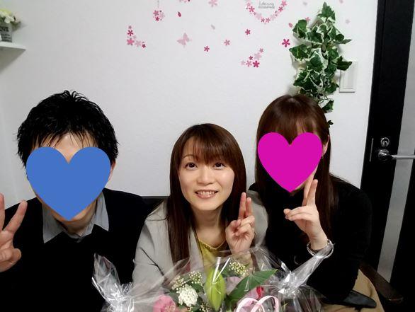ご成婚おめでとうございます!
