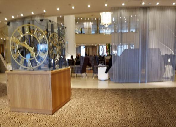 難波→梅田→難波、スイスホテル南海大阪でご紹介をしました