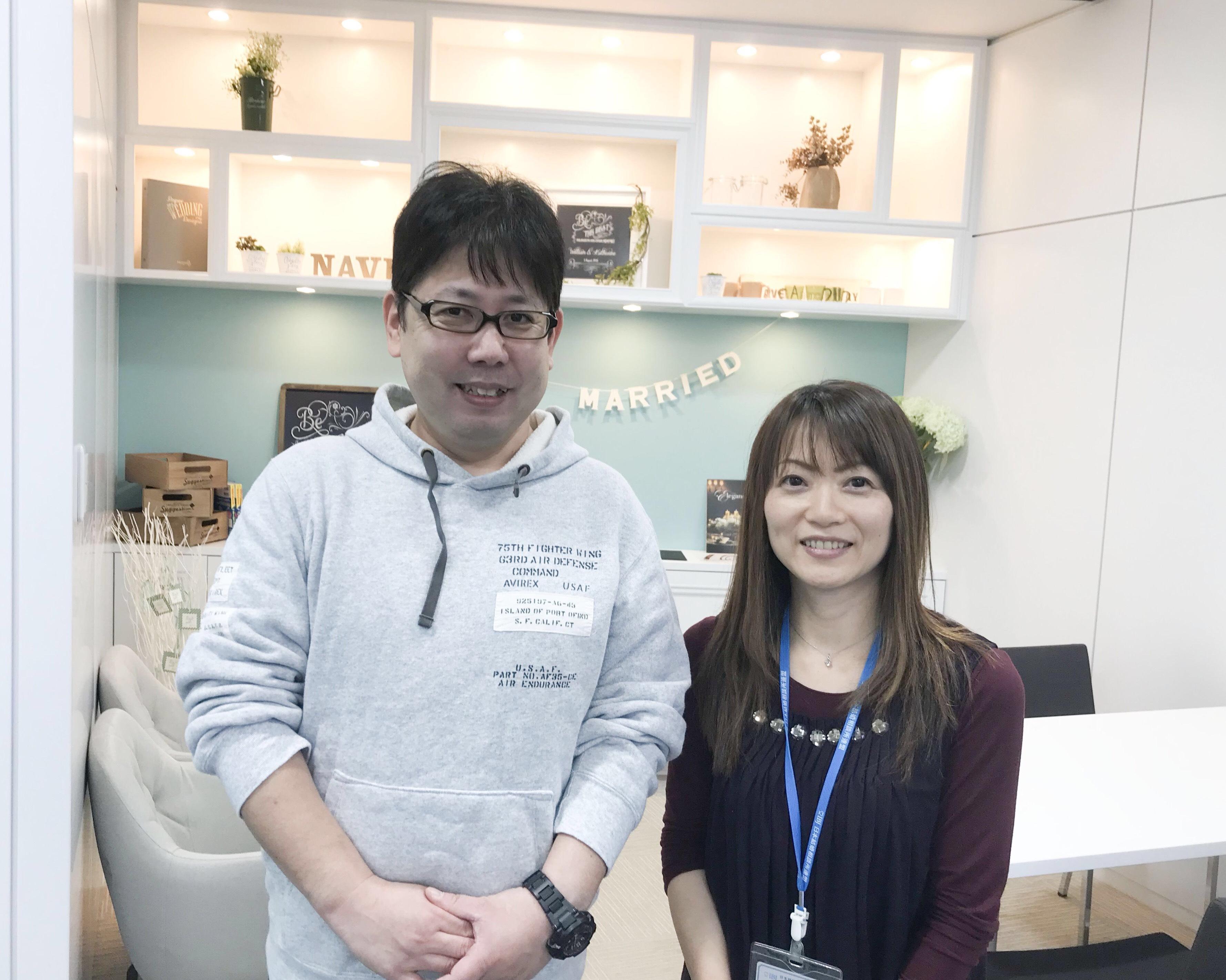 IBJより成婚インタビューを受けました!<br>【ラヴィベル大阪堺 日常ブログ】