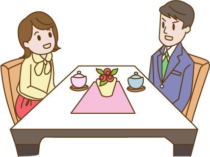 ★【婚活】お見合い・交際編ブログ★<br>お見合い時の会話について