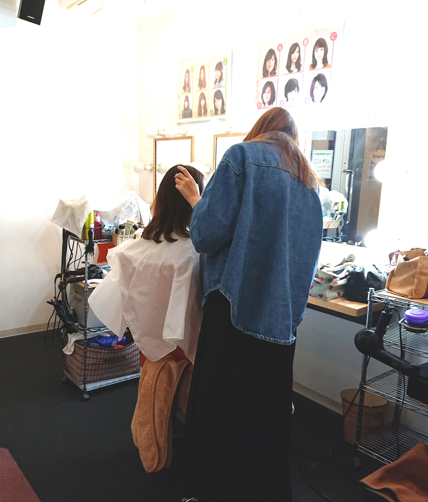 ★日常ブログ★<br>新規会員さんとプロフィール撮影にスターメーカースタジオさんへ!