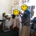 ★日常ブログ★<br>新規会員さん(20代女性)のプロフィール写真撮影へ!