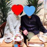 ★日常ブログ★<br>元会員さんの成婚お祝いをしました♪